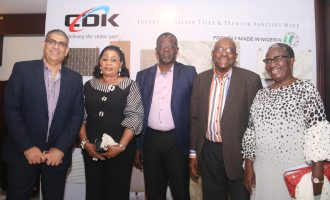 PROMOTED: Association of Consulting Architects Nigeria endorses CDK products at its pre-AGM dinner