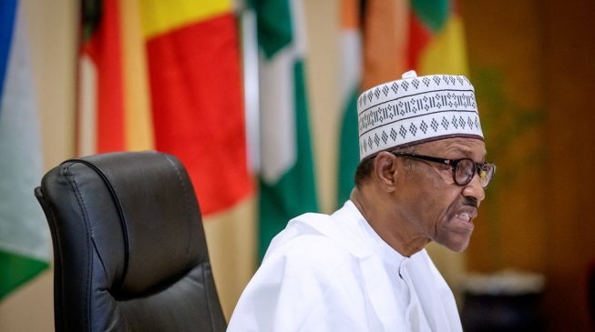 Buhari: We will not rest until remaining Chibok girls are back