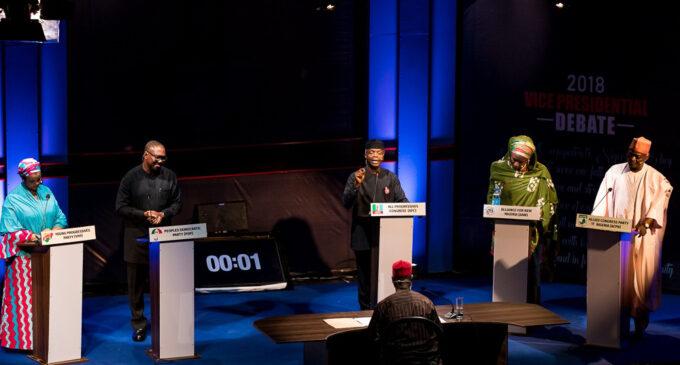 FACT CHECK: Verifying Osinbajo, Obi at TV debate