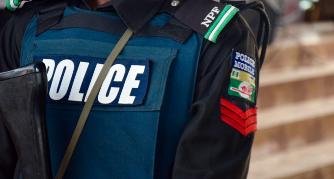 Police detain man who accused wife of plotting to kidnap their children