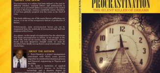 US-based Nigerian launches book on procrastination