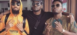 LISTEN: Rudeboy ends 2018 with Olamide, Phyno-assisted 'Double Double'
