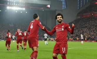 Liverpool extend EPL lead, Leicester defeat Man City