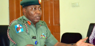 Ex-army spokesman: Soldiers fired blank bullets at Lekki protesters