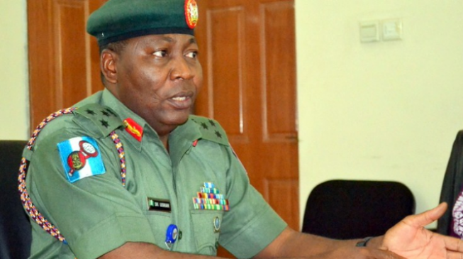 Army calls activist 'criminal' over fundraising campaign for Nigerian soldiers