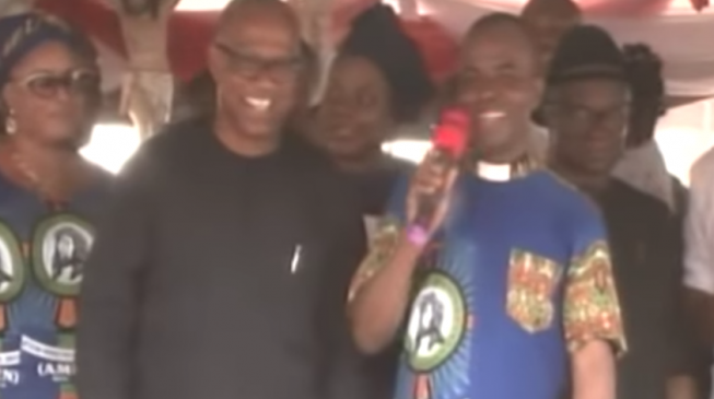 'You and Atiku might end in shame' — Mbaka hits Peter Obi for not donating to his church