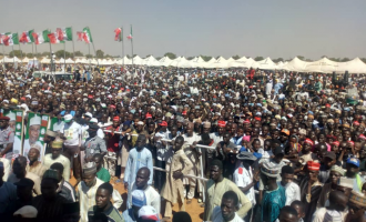 Sokoto rally: We are wiser, youths tell PDP