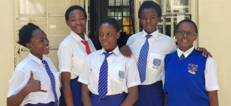Kenyan teenagers win Daily Trust African of the Year award