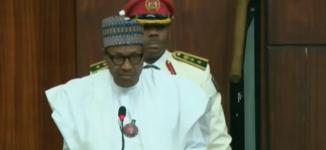LIVE: Buhari presents 2019 budget