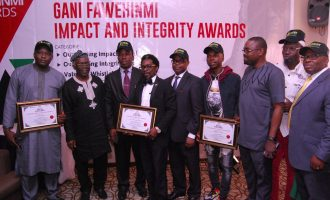 HEDA honours 'outstanding individuals' in the fight against corruption