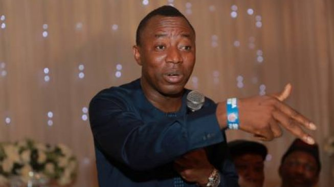 'They threw me on a cold floor and locked the door' – details of Sowore's first conversation with DSS