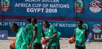 AFCON: Super Sand Eagles one win away from World Cup spot