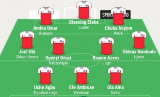 Onazi, Akpom, Eleke… TheCable's team of the week