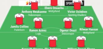 Uzoho, Omeruo, Ambrose… TheCable's team of the week