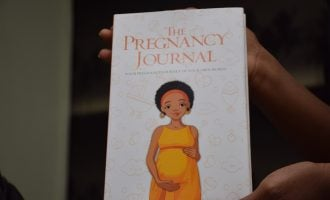 Why every woman should get 'The Pregnancy Journal'