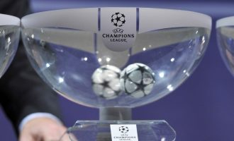 Liverpool vs Bayern Munich in Champions League knockout round