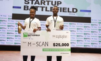 Ugandan healthcare startup wins $25k at TechCrunch Battlefield Africa
