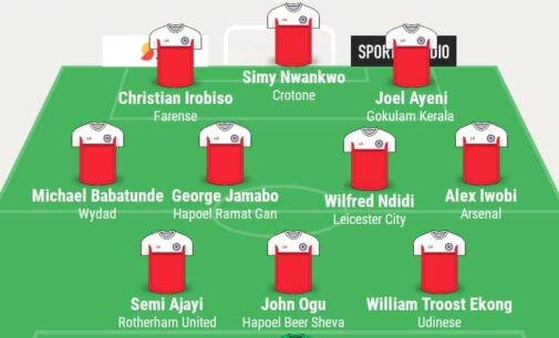 Aiyenugba, Nwankwo, Ayeni… TheCable's team of the week