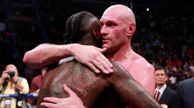 Fury vs Wilder: Thrilling bout ends in split draw