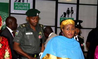 DSS releases Aisha Buhari's ADC to police, speaks on fraud investigation