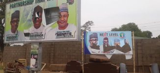 Buhari, Shehu Sani's supporters trade blames over destruction of billboards
