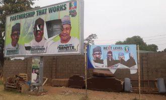 Buhari, Shehu Sani's supporters trade blames over destruction of billboards