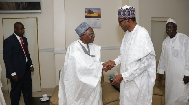 'Nigeria will miss your wise counsel' — Buhari mourns Shagari