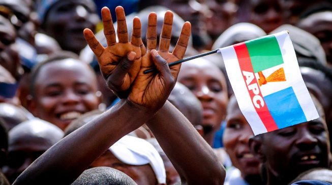 APC wins all chairmanship seats in Ekiti LG poll