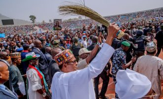 Don't make the mistake of voting any PDP candidate, Buhari tells Nigerians