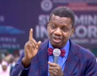 Adeboye: Only one Redeemed pastor was kidnapped NOT five