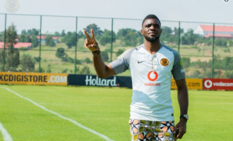 Kaizer Chiefs complete signing of Eagles goalkeeper Daniel Akpeyi
