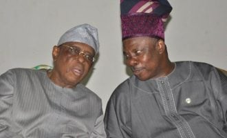 I spent all the money I had to make Amosun governor, says Osoba