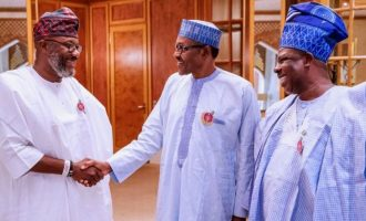 Garba Shehu: Buhari will not support Amosun's candidate for Ogun guber race