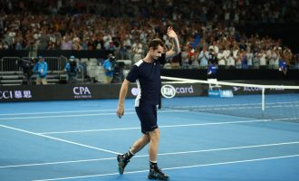 Retiring Andy Murray bows out of Australian Open