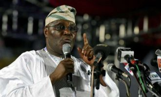 Atiku tackles Buhari: Is securing second term more important than Nigeria's security?