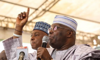 You can't force Onnoghen out of office, Atiku tells Buhari