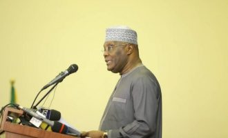 Atiku lists five 'infractions' by Buhari, asks for international pressure