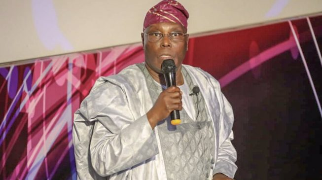 Atiku begs Buhari, INEC to ensure every vote count