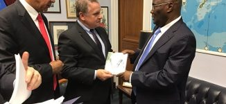 Atiku visits US Congress, meets Trump's allies