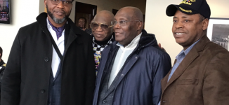 Atiku departs US, heads to Abuja for presidential debate