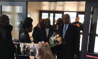 'Atikulate FC gets away win in America' — Twitter reactions to Atiku's US trip
