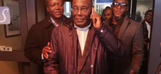 'Check your blood pressure' — Timi Frank taunts APC leaders over Atiku's US trip