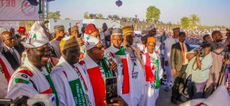 PDP accuses Buhari's govt of stopping Atiku's rally in Abuja