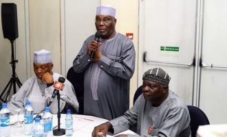 Atiku accuses Buhari of using govt resources for reelection campaign