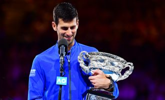 Djokovic wins 7th Australian Open title