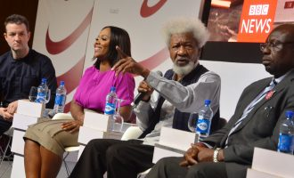 Soyinka on leaked tapes: Amaechi didn't insult Buhari