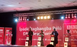 Sanwo-Olu, Agbaje absent as guber candidates speak on their plans at BBC debate