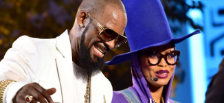 VIDEO: Erykah Badu defends R. Kelly, says he deserves love