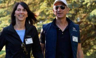 Jeff Bezos, world's richest person, and wife divorce after 25 years