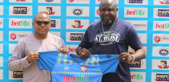 Boboye succeeds Osho at Remo Stars, targets continental football